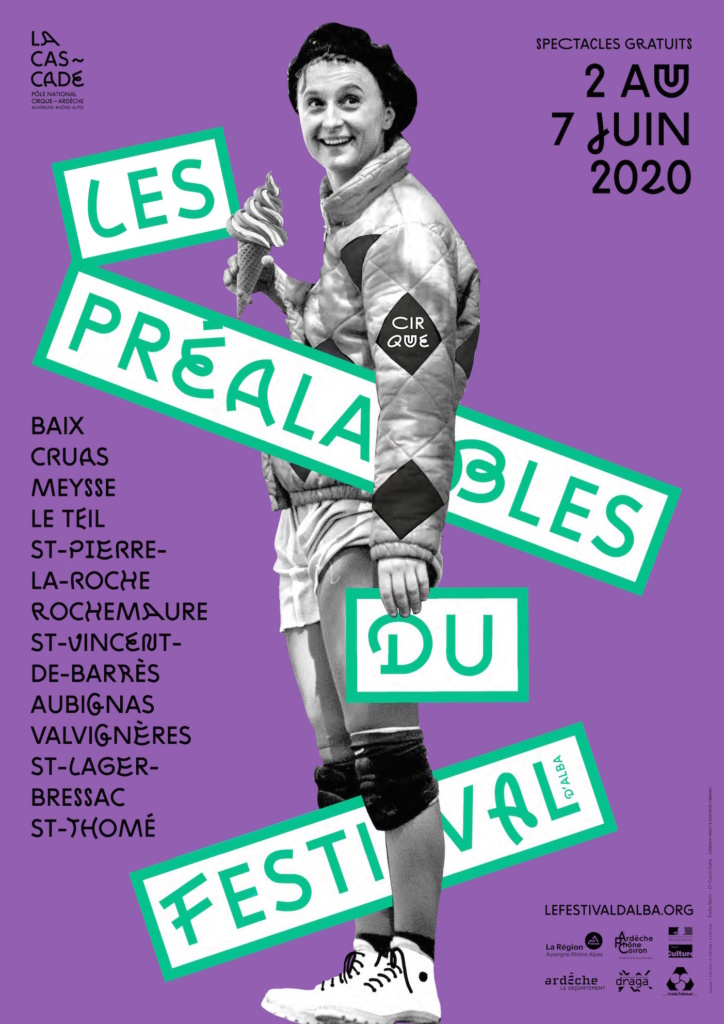 affiche les Préalables 2020