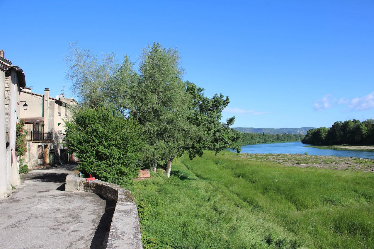 Baix village