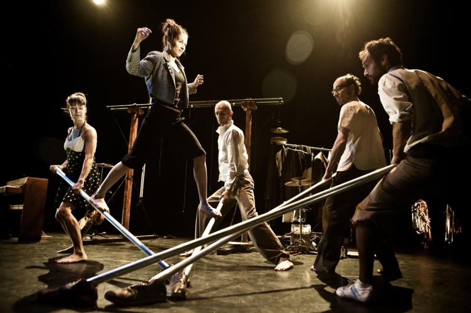 Compagnie Karl Stets - ©Lucia Herrero